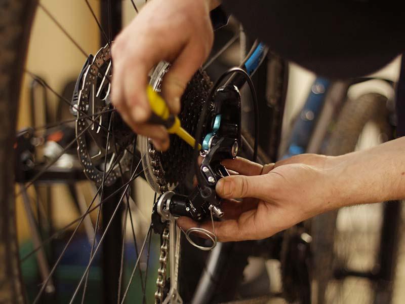 Bike Servicing in Newark