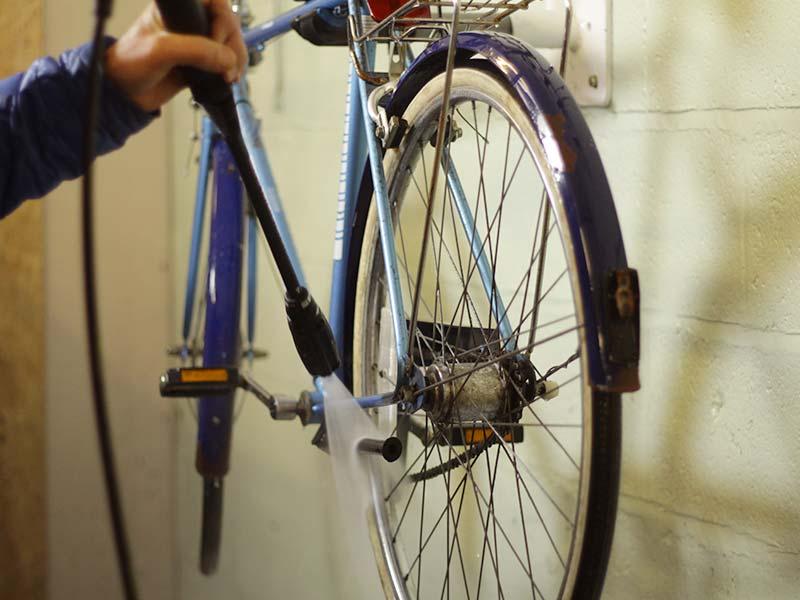 Bike Wash in Newark
