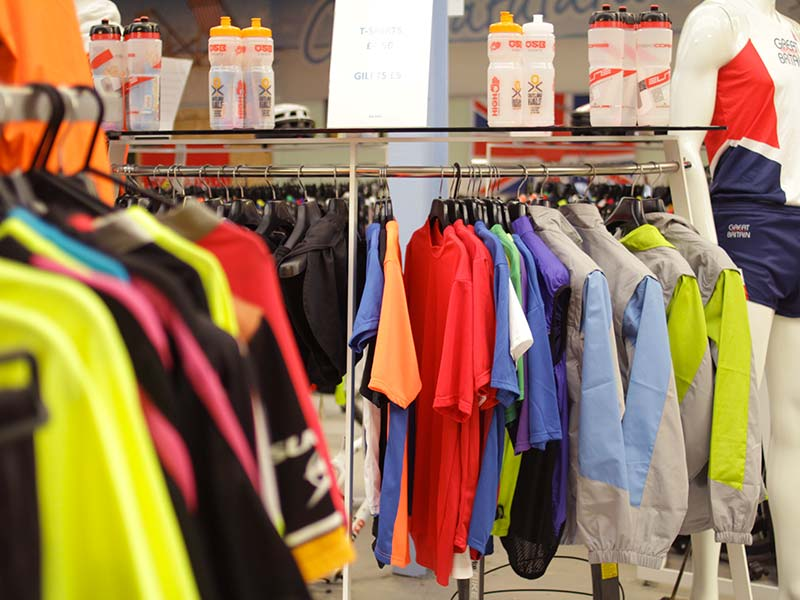 Cycling Clothing in Newark