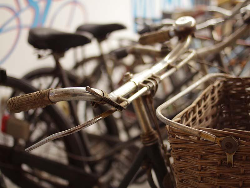 Restored Collector Bikes in Newark