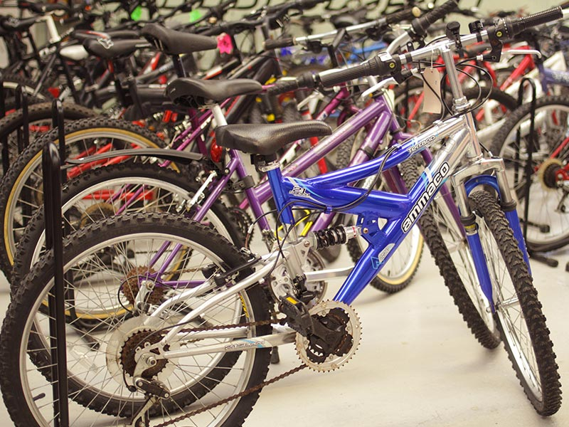 Used Mountain Bikes in Newark