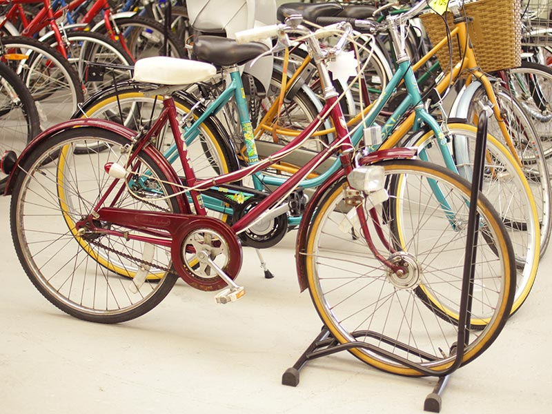 Used Retro Bikes in Newark