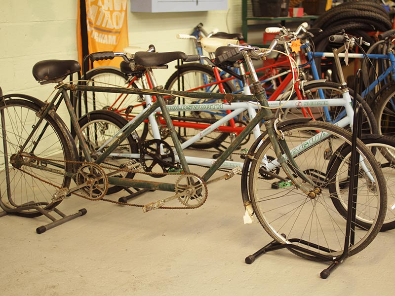 Used Tandem Bikes in Newark